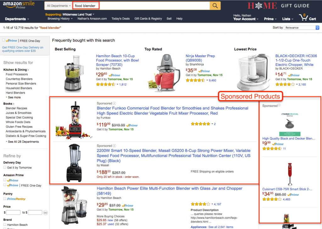 How to use amazon marketing services