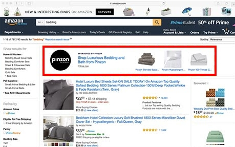 how to post ad on amazon