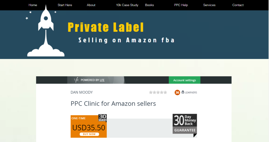 top amazon ppc course