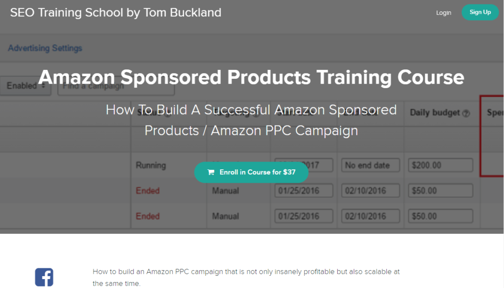 best amazon ppc courses