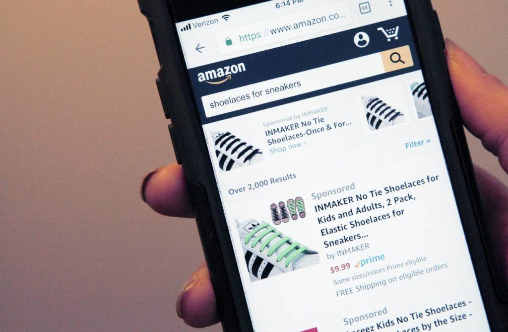 amazon product display ads mobile