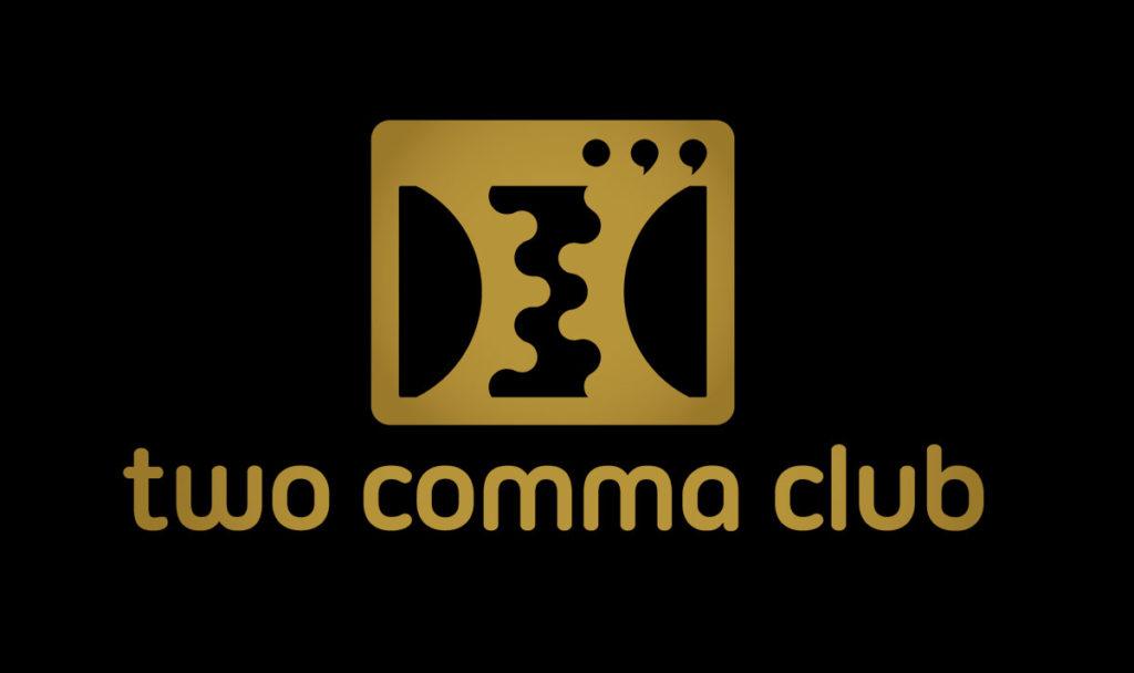 Clickfunnels' 2 Comma Club
