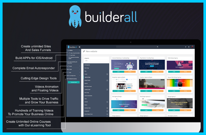 Builderall versus Clickfunnels