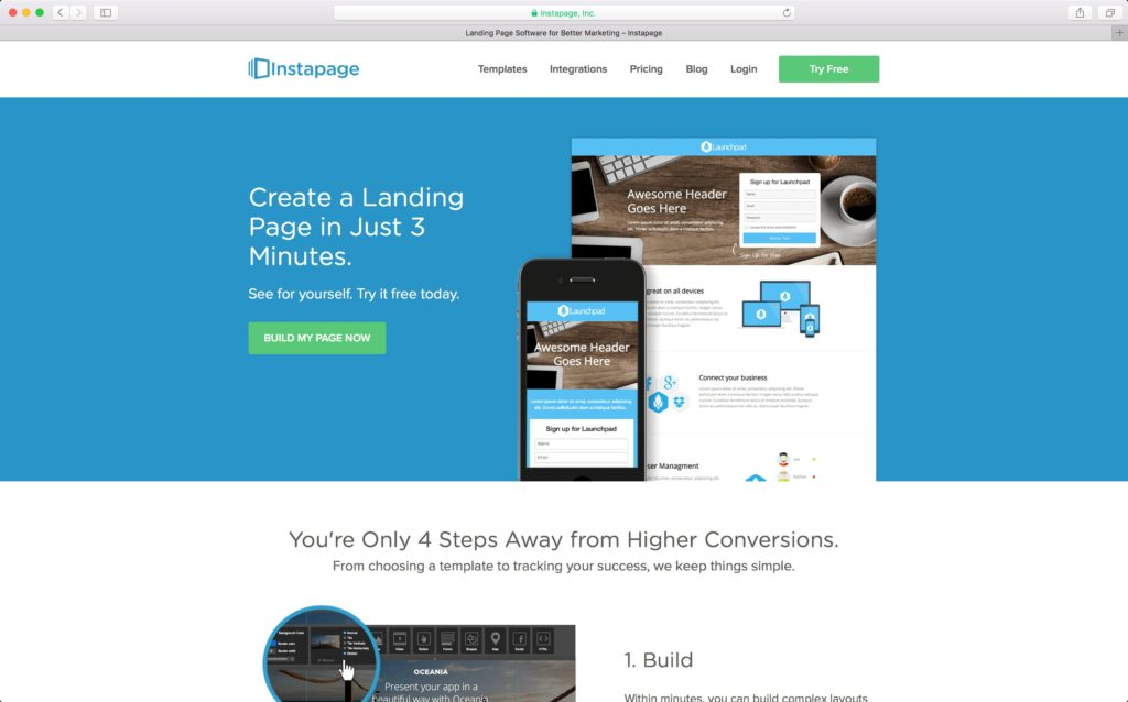 instapage versus unbounce