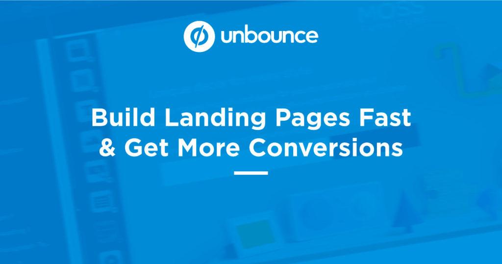 unbounce landing page best practices