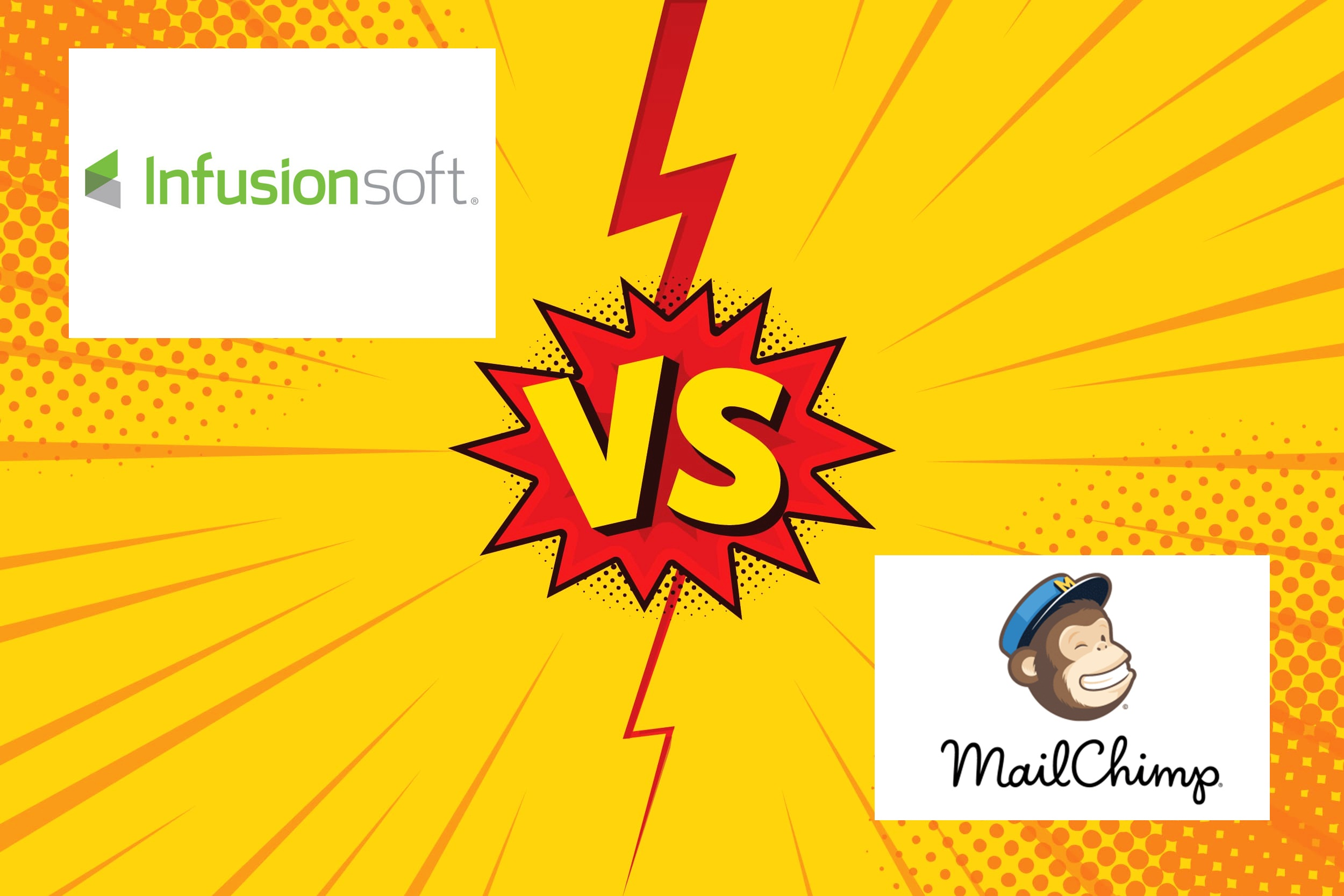 infusionsoft vs mailchimp