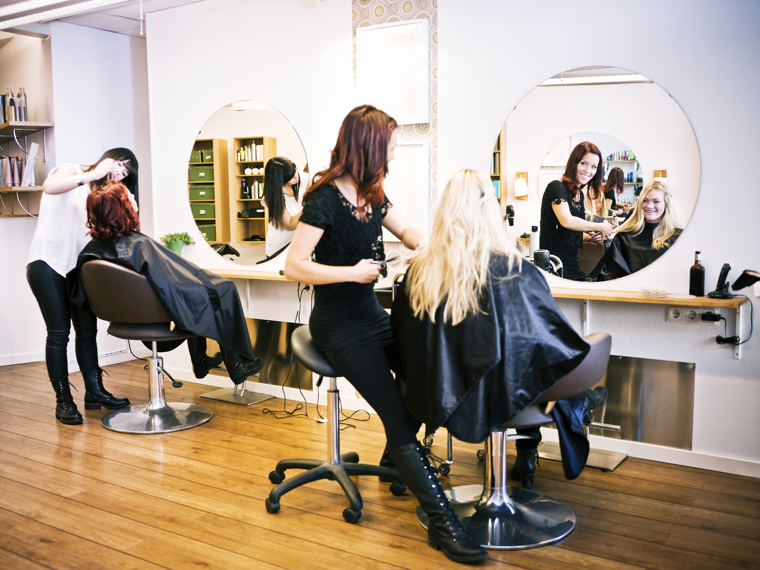 bookkeeping for hair stylist