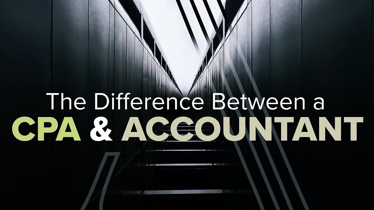 cpa vs accountant