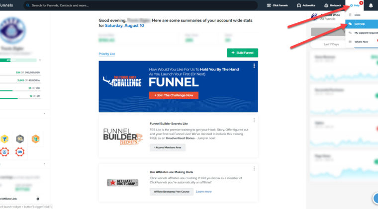 An Unbiased View of Clickfunnels Support