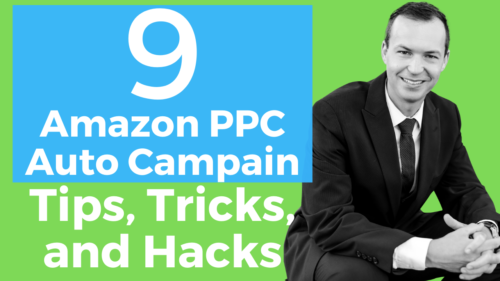 Dr. Travis Zigler Discusses Amazon Auto Campaigns