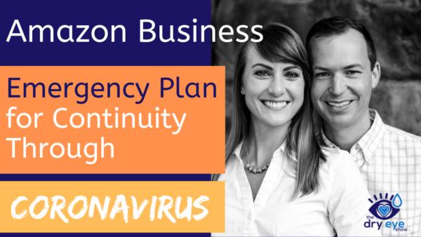 Emergency business plan