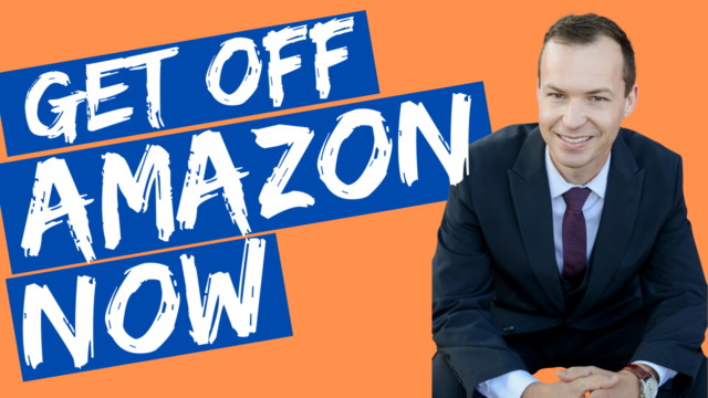 should you get off Amazon